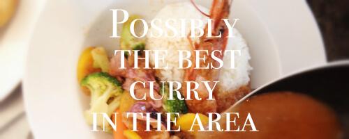カレー / curry