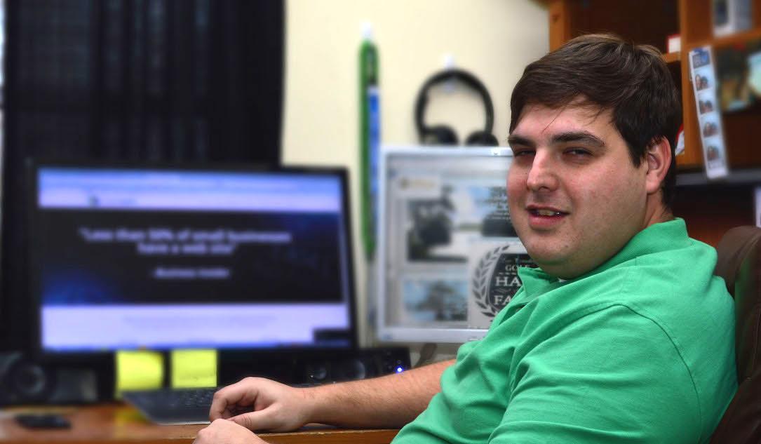 Brightpod Customer - Tony Calhoun of Creative Net FX
