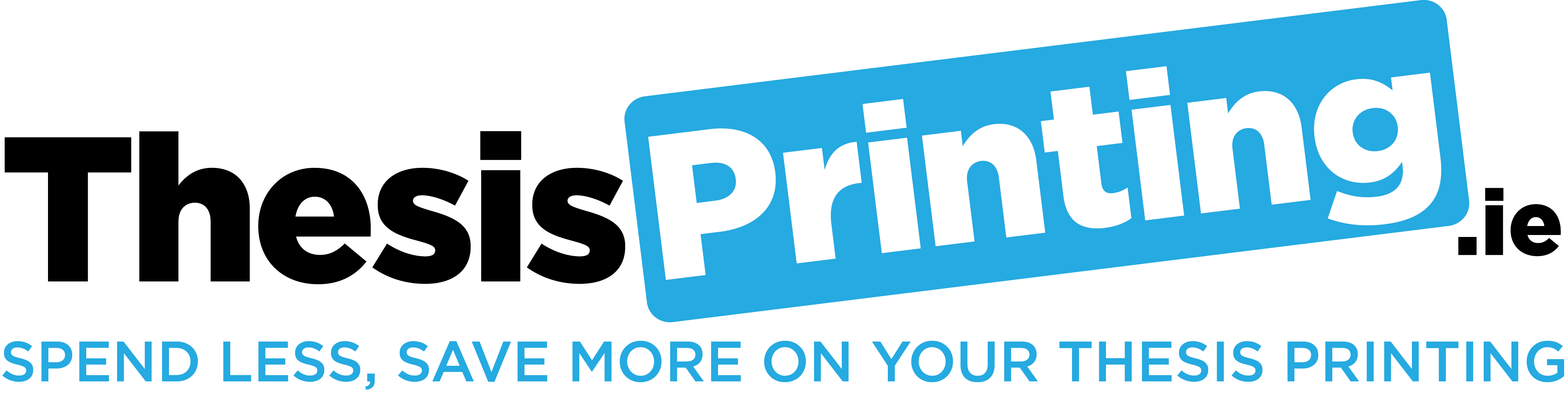Thesis Printing & Binding – Print On Demand – South Africa