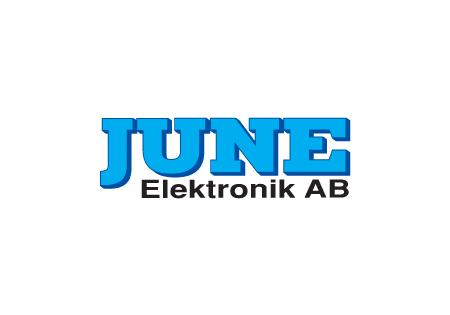 June elektronik sponsor för Experion racing team