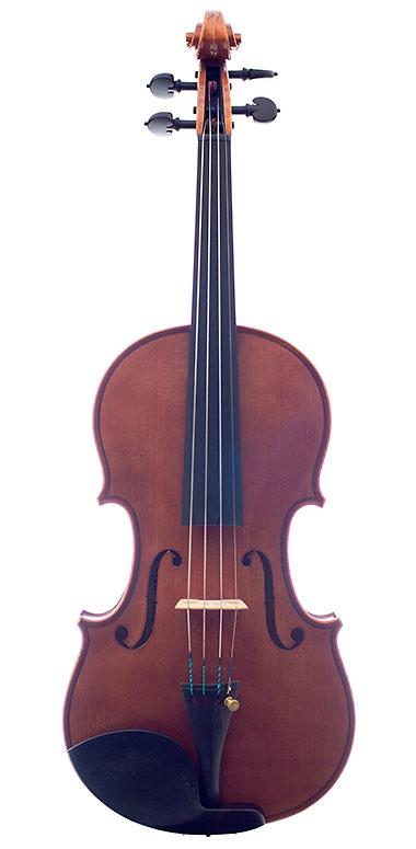 Burgess violin