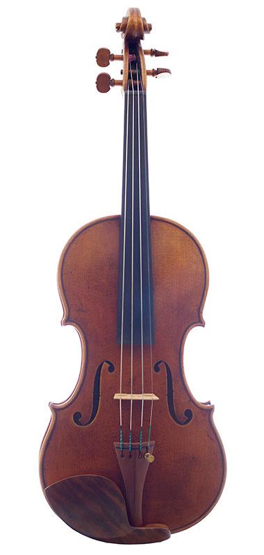Gusset violin