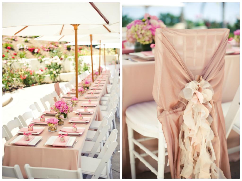 Blush Pink Bridal Shower - Simple Little Details