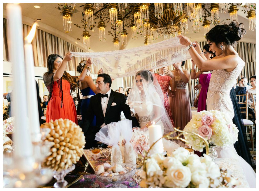 Persian-Afghan-Classic-Romance-Wedding - Simple Little Details