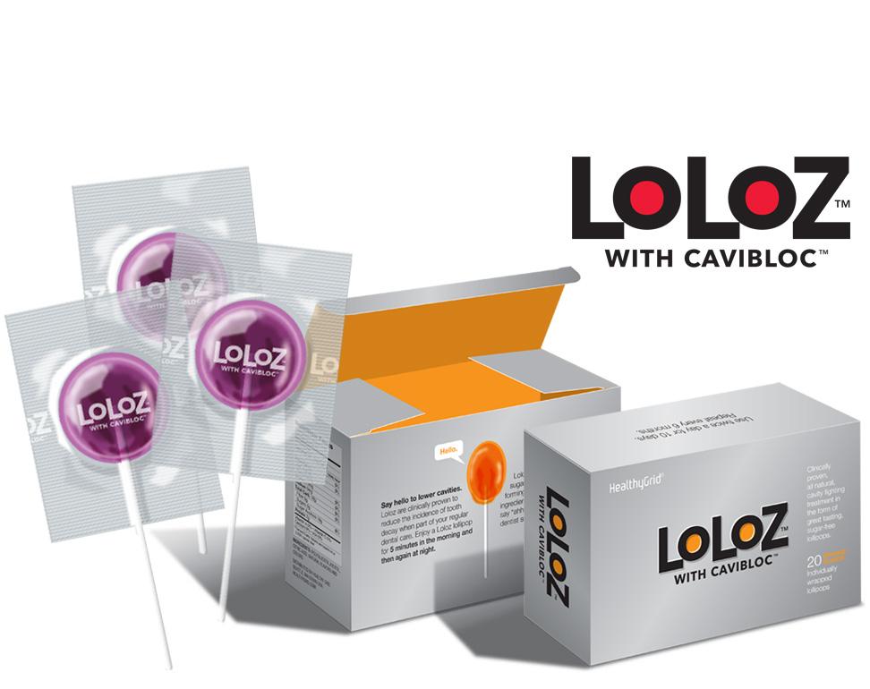 herbal lollipops