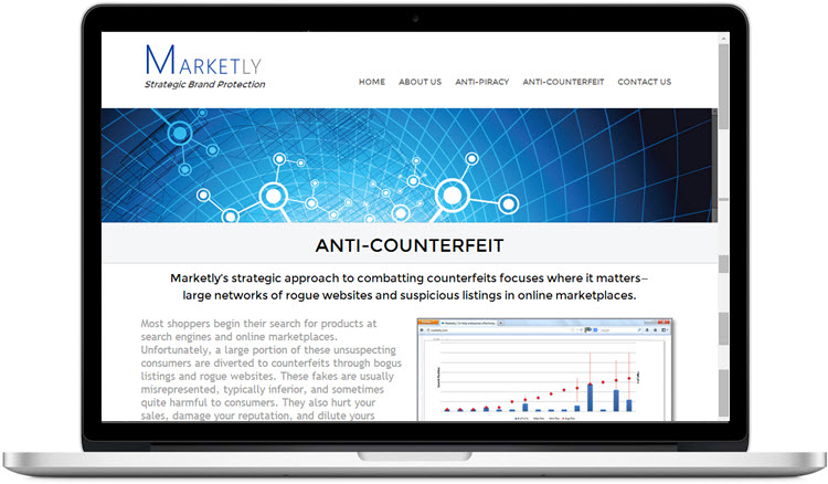 Anti-Counterfeit Screenshot