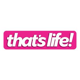 thats life logo