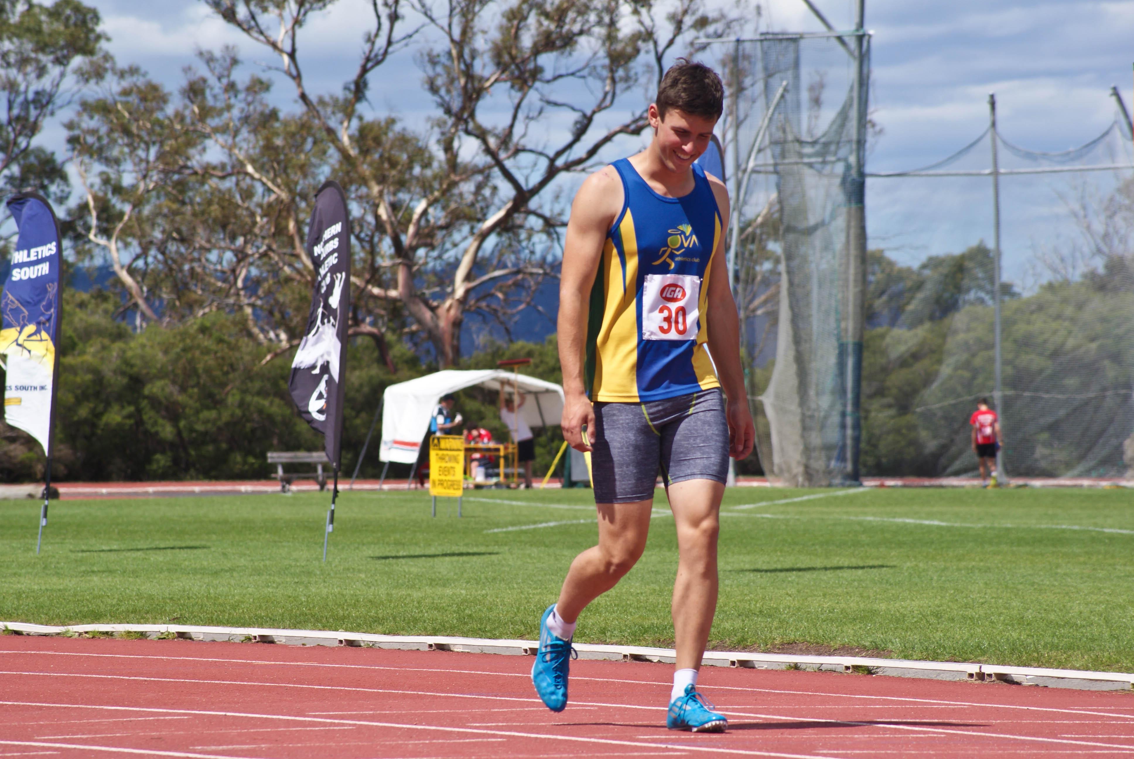 photo of ova athletes race walking