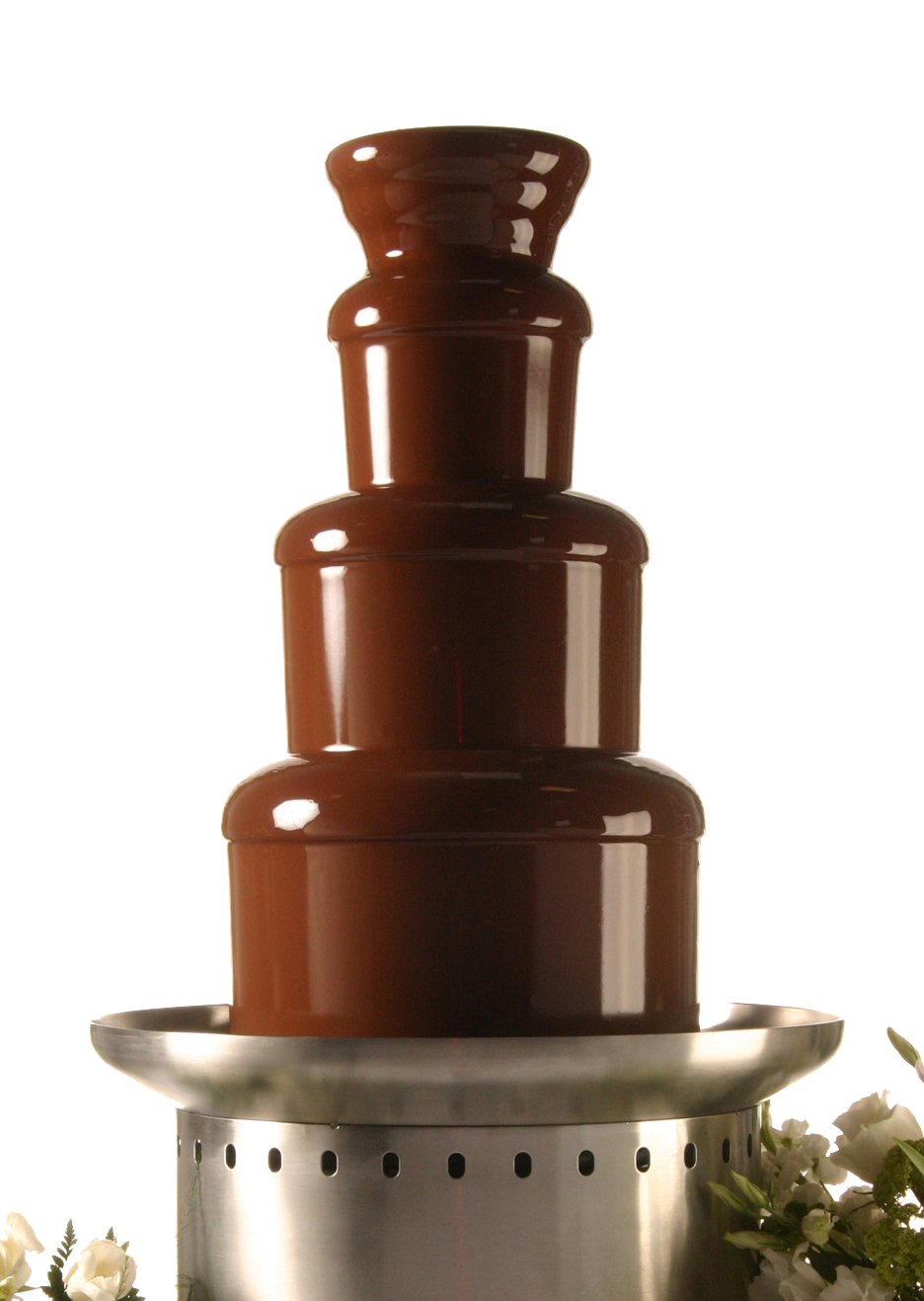Chocolate Fondue Fountain Rentals & Event Catering - Houston, Texas