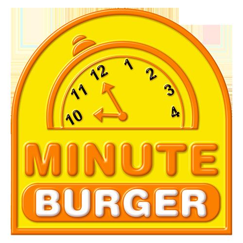 Minute Burger Logo