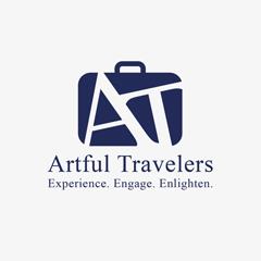Artful Travelers Logo