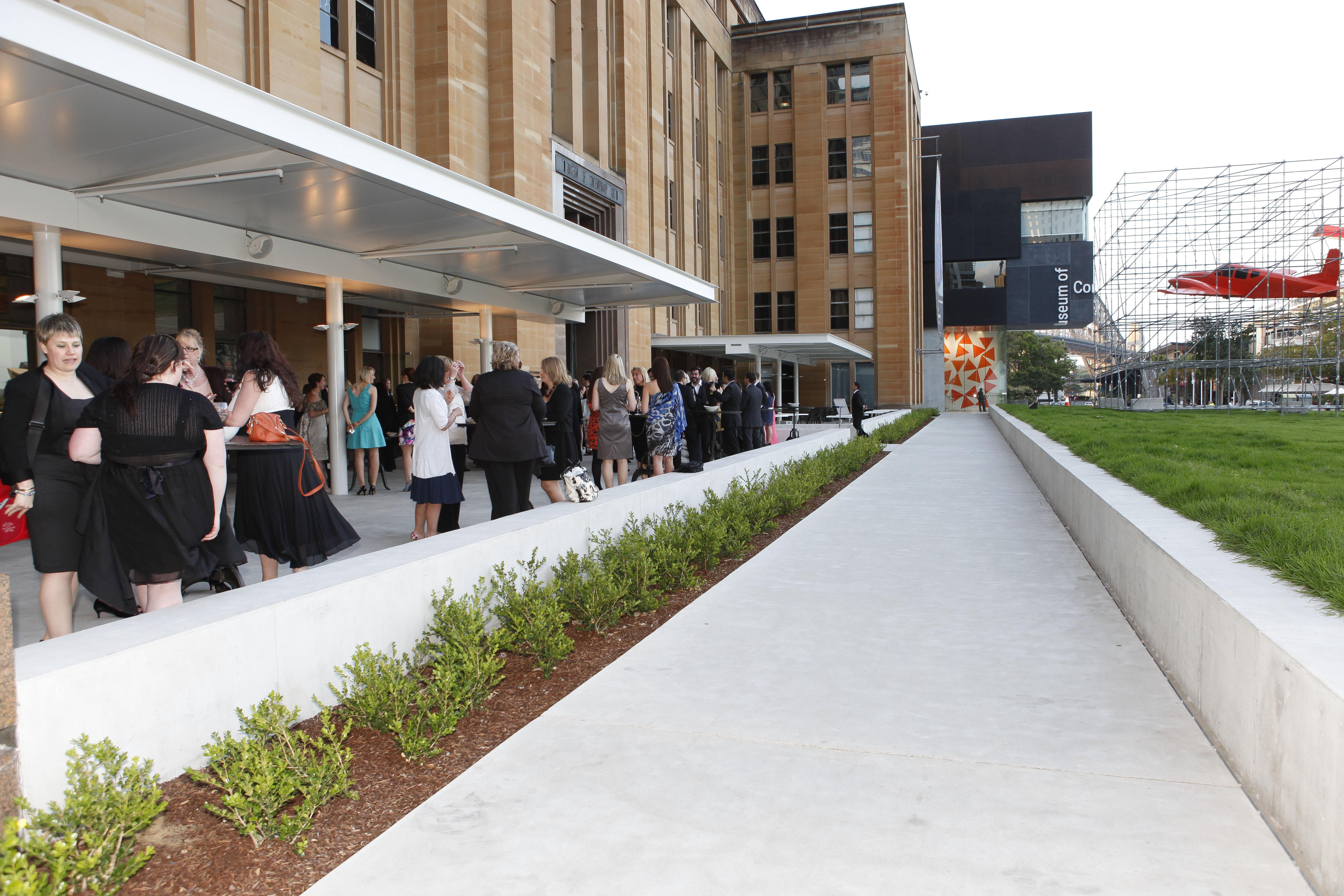 Australia conferences programs venues for Terrace 167 wedding venue