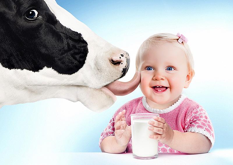 Детское молочное питание Наша Маша. Рекламная кампания. Креативное агентство FB2B