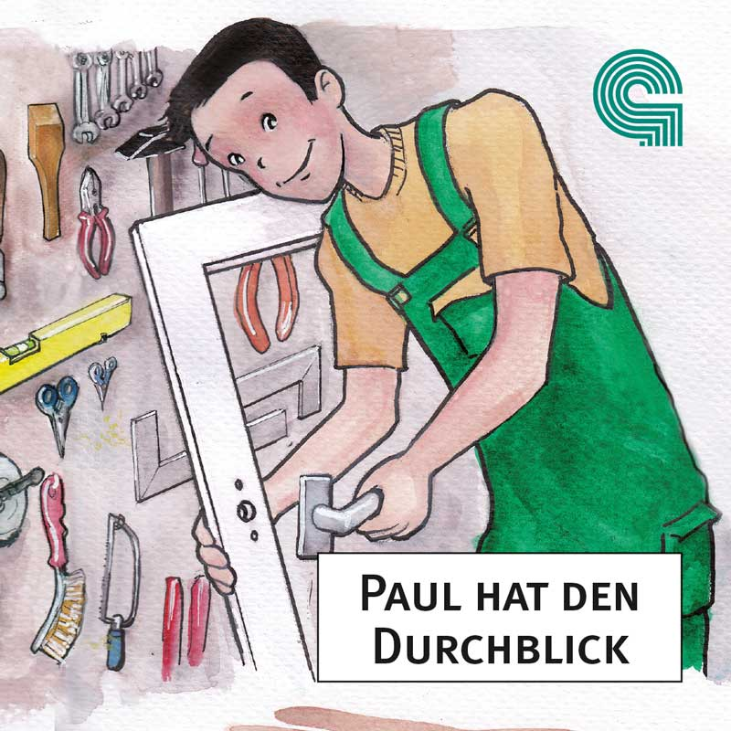 Paul und das Glasschlößchen (Buch)
