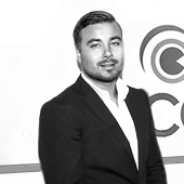 Ruben Bratt, Head of sales, director and partner of Careereye group