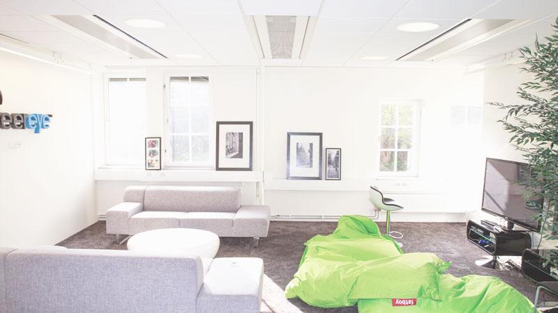 Conference room, Careereye