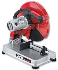 mitre saw used to make acoustical panel