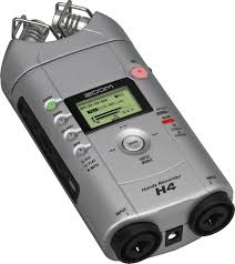 zoom recorder to measure sound for acoustical panels