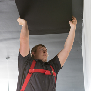 acoustic-panel-installation