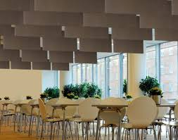 acoustic-sound-baffles-in-restaurant