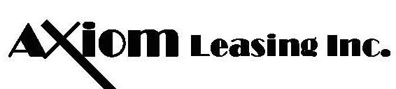 Axiom Leasing Logo