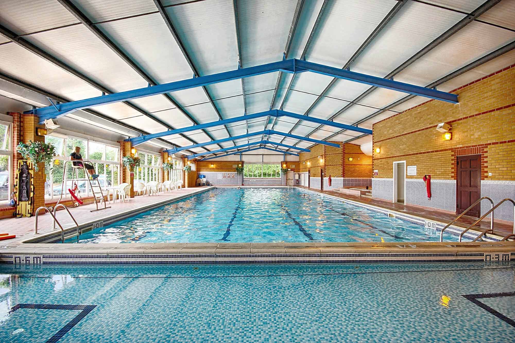 Woodlands Leisure Swimming Pool And Gym Sheringham North Norfolk