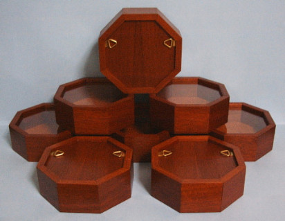 Sailors Valentine Boxes Styles Seashells And Wood