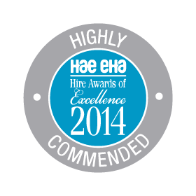 HAE Safehire Company of the year 2014