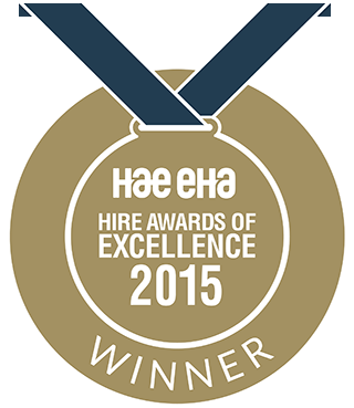 Hire Association Europe - Award Winners