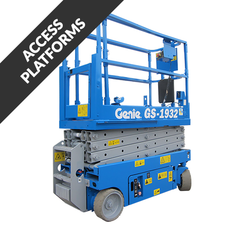 Access Platform , Scissor Lift and Cherry Picker Hire Weston
