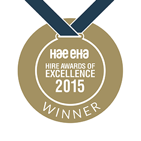 SafeHire Compay of the year offering accredited Hire Service in Avon