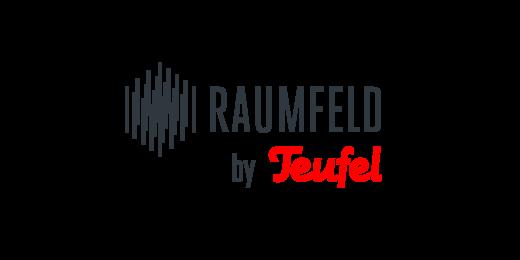 Logo Raumfeld by Teufel