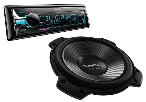 Car Stereo & Speakers