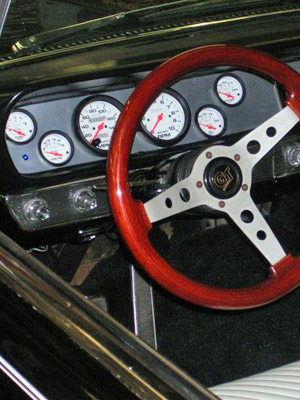 Custom Dashboard