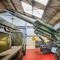 Bristol Bloodhound Missile @ The Muckleburgh Collection, NR25 7EG