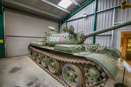 Russian T55 @ Muckleburgh Collection NR25 7EH