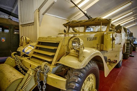 White Scout Car @ Muckleburgh Collection NR25 7EH