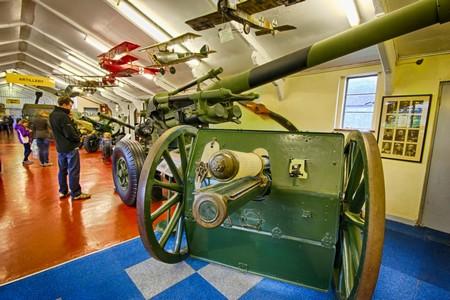 15 Lb Field Gun Artillery @ Muckleburgh Collection NR25 7EH