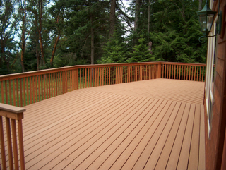 State Roofing - Trex Decking