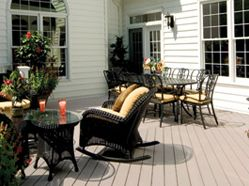 State Roofing - TimberTech Decking