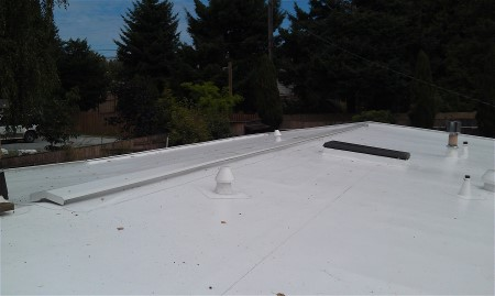 State Roofing - IB Flat Roofing System