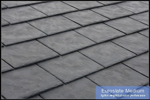State Roofing - Euroslate Medium Roofing