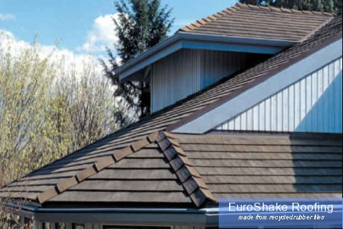 State Roofing - EuroShake Medium Roofing