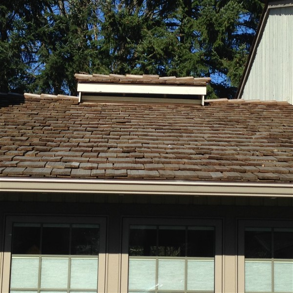State Roofing - True Shake Certified Old Growth Cedar