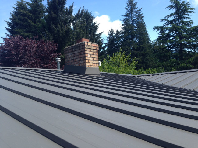 State Roofing - Standign Seam Lifetime Roofing System