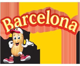 Barcelona Nut Company Logo