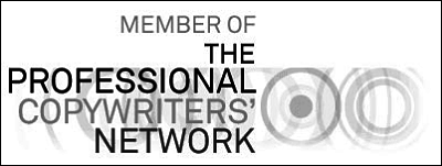 Image of the Professional Copywriters' Network logo