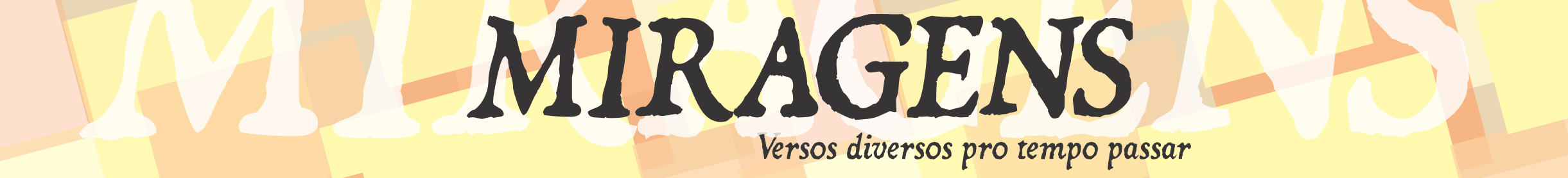 Logo do Site Miragens