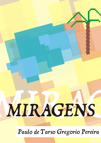 Capa do Livro Miragens