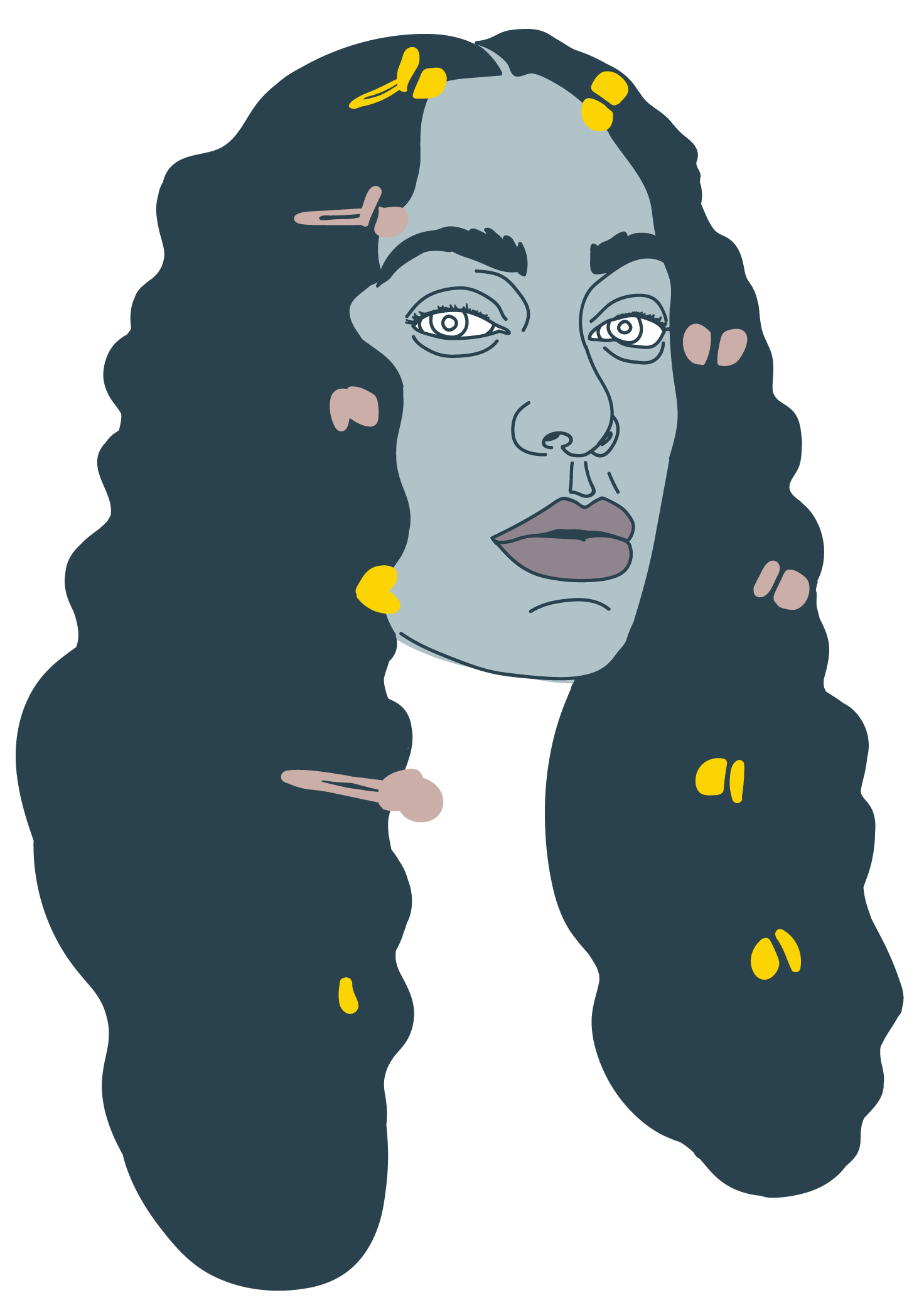Solange Floating Head - Mychal Handley